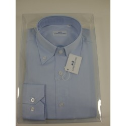 Camicia slim collo botton down